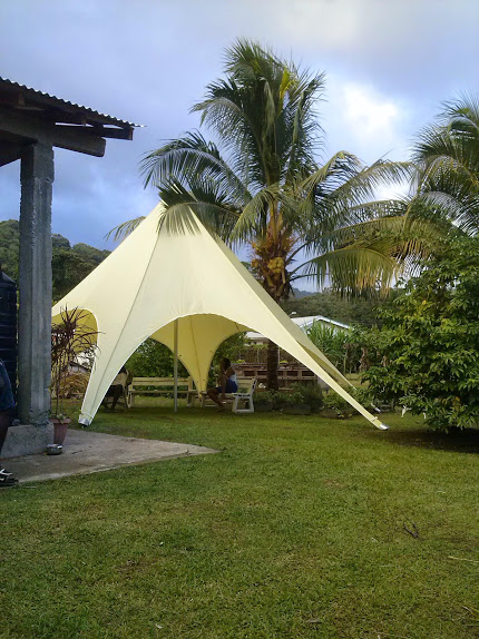 tent (available for sale as well)
