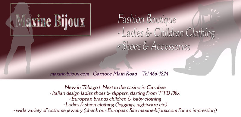 Maxine Bijoux & Fashion in Carnbee Tobago