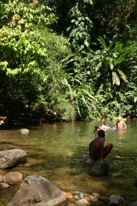 Castara Waterfall