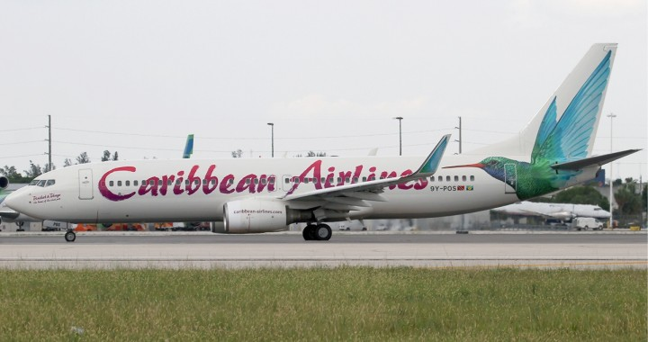 Caribbean Airlines Tobago