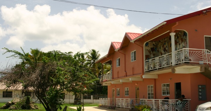 Short term rent apartment Tobago
