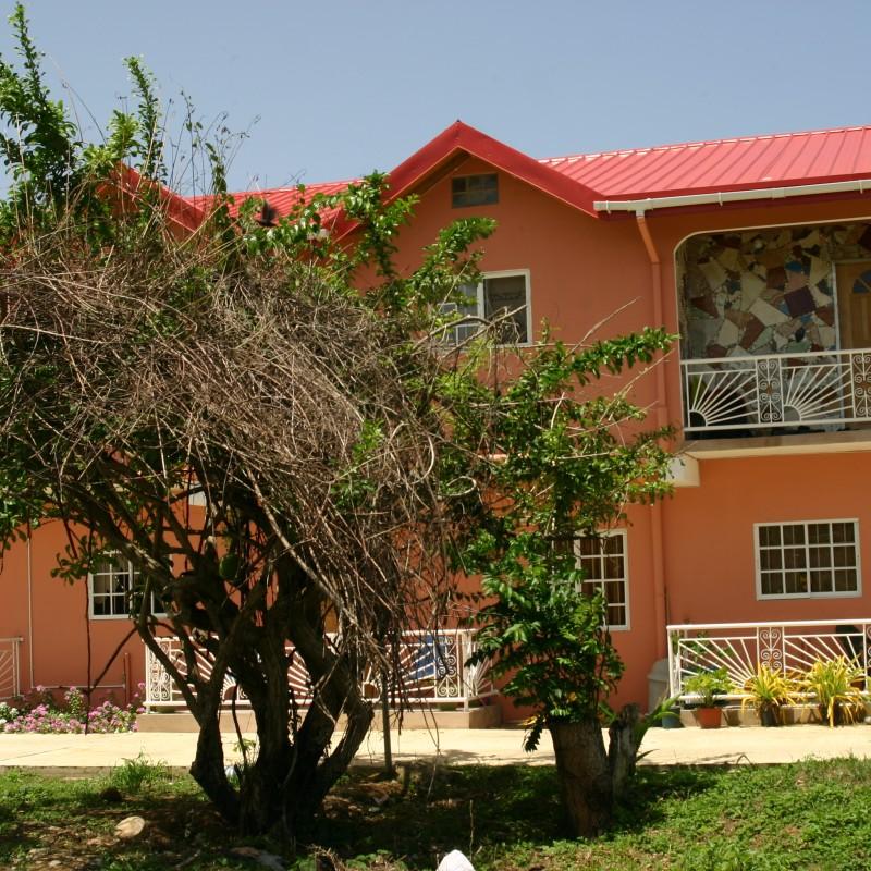 Short term rent apartment Tobago